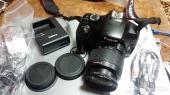 كاميرا كانون D1100 اخت الجديد