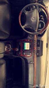 للبيع مرسيدس فياقرا S320 موديل 99