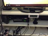 اكس بوكس 360 XBOX المعدل بهاردسك خارجي يحتوي على مئات ألعاب 2015-2014.