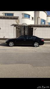 للبيع لكزس 460L أسود سعودي