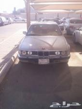 (BMW) بي ام للبيع فل كامل الفئة السابعة 730