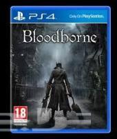 للبيع لعبة bloodborne