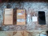 جالكسي S5 شريحتين 4G أسود بجميع أغراضه
