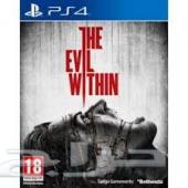 the evil within و watch dogs للبيع