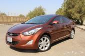 هيونداي النترا 2013 فل كامل للبيع Hyundai Elantra Full Options