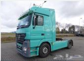 للبيع   شاحنة مرسيدس اكتروس 1846 موديل  2007