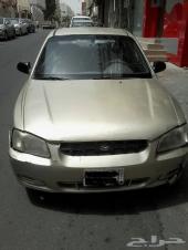 هيونداي اكسنت2001 للبيع