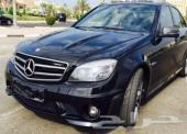 C 63 AMG for sale
