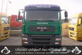 لبيع شاحنات مان الشاصي451242موديل2006