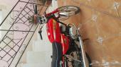 سوزوكي x100 احمر ( ورقة جمرك )