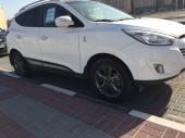 للبيع سيارة هيونداى توسان موديل 2015