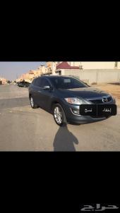 جيب مازدا cx9 موديل 2012 للبيع