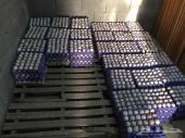 للبيع بيض بلدي مخصب السعر 15 للطبق