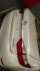 لكزس 350 es تشليح خليفيه فقط  2012   2013