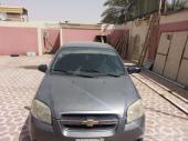 للبيع سيارة شيفرولية أفيو موديل 2007 للجادين فقط