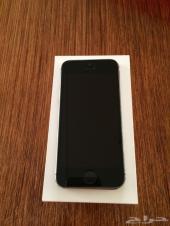 للبيع أيفون 5s فايف إس أسود