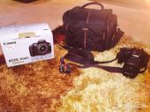 كاميرا كانون للبيع 1100 استعمال شهر بس