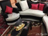 أنترييه 6 مقاعد للبيع - Sofa Set 6 seats for sale