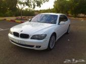 للبيع بي ام دبليو BMW 730Li 2006 أبيض لؤلؤي