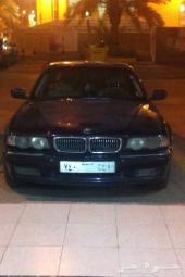 BMW 740 موديل 1997 بحاله جيده جدا