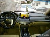 هوندا اكورد 2008 للبيع (لون ذهبي)