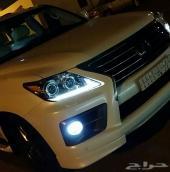 لكزس 2014 خليجي وارد البحرين ماشي 8000 تقريبا اللون ابيض