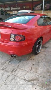 بونتياك GTO 2006  اصدار خااص