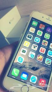 Iphone 6  فقط 750 ريال  االلحق فالكميه محدودة