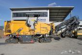 من المانيا للبيع قشاطة اسفلت  موديل 2007 عرض مترين Wirtgen W 2000