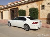 BMW  2007  حجم(750)
