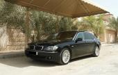 للبيع (BMW) موديل(2007)مقاس(740 )حجم لارج