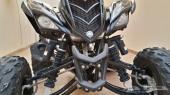 دباب رابتر سبيشل اديشن اللون أسود  ( موديل 2012 ) نظيف جدا