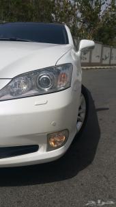 لكزس 350 es 2012  سعودي فل كامل بدون شاشه وبدون رادار