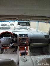 لكزس ls400 98 سعودي