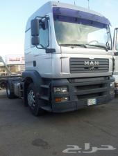 للبيع شاحنة مان 18.430 موديل 2005