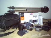 كاميرا سونى NEX-5 للمبتدئين وللرحلات