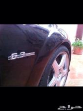 بانوراما S63 AMG موديل 2008 جدا نظيف شد البلد.