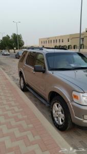 فورد اكسبلورر 2008  XLT سعودي
