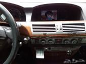 بي ام دبليو BMW  موديل 2008 حجم 730