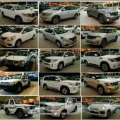 عروض نهاية العام يتقدم معرض كراء للسيارات بعمل خصومات هائلة على موديلات سيارات 2015