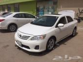 2013 White 1.8 liter XLI full options with sunroof