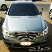للبيع مرسيدس بانورما AMG S550 L معدل S63 2013