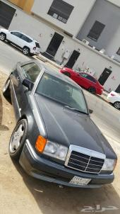 مرسيدس e300 معدل عليه (2jz single turbo) للبيع (تم اصلاح السياره)