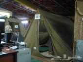 خيمة الشبح من انتاج القاضي جديده لم تستخدم