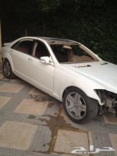 قطع مرسيدس s600 2006 للبيع بالرياض