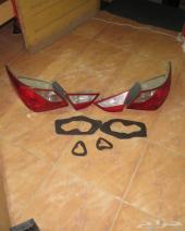 اسطبات سوناتا موديل 2012 خلفية شبه جديدة للبيع