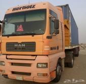 سائق شاحنه تريله سعودي