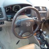 للبيع هوندآ أكورد سته سلندر V6 موديل 2007