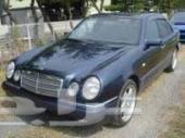 مرسيدس عيون 4 سلندر E230 موديل96