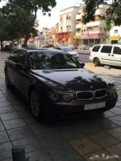 بي ام دبليو الحوت الفئة السابعة BMW 735 LI 2002